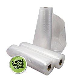 Weston 3-pk. Large Vacuum Sealer Roll Bags
