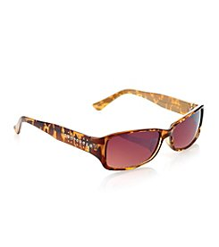 Nine West® Tortoise Studded Sunglasses