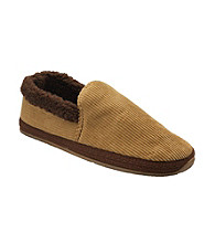 Deer Stags® Men's Big & Tall Corduroy Scuffs