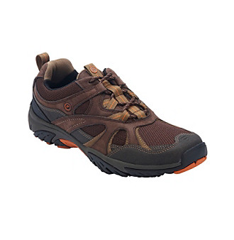 <strong>Web exclusive!</strong> These men's hiker matches style with durability for a great outdoor experience.