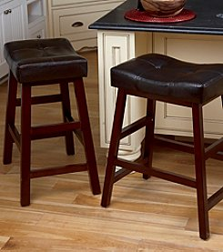 LivingXL Extra-Wide Bar Stool