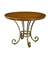 Home Styles® Marseille Round Dining Table Cinnamon