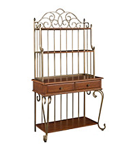 Home Styles® Marseille Bakers Rack