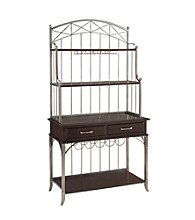 Home Styles® Tribeca Baker's Rack Birch