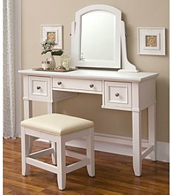 Home Styles® Boca Vanity Collection White