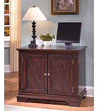 Home Styles® Dover Compact Computer Desk Windsor Cherry