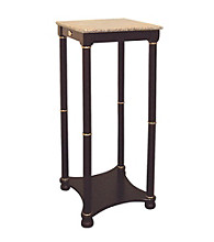 Ore International™ Square Cherry End Table