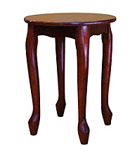 Ore International™ Round Small Cherry Coffee Table