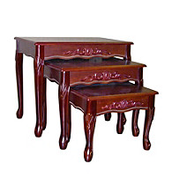 Ore International™ Upton 3-pc. Nesting Table Set