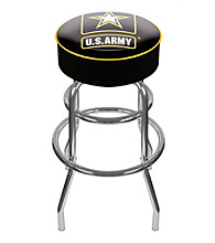 U.S. Army Padded Swivel Bar Stool