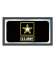 U.S. Army Framed Logo Mirror