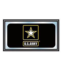 Trademark Global U.S. Army Logo Mirror Frame