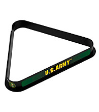 U.S. Army Symbol Billiard Ball Rack