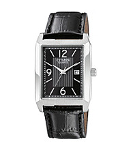 Citizen® Men's Stainless Steel Watch