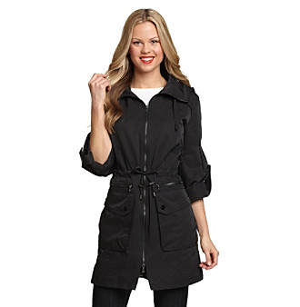 Kenneth Cole® Roll-Tab Anorak Jacket