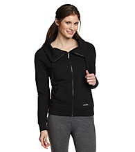 Calvin Klein Performance Solid Funnelneck Jacket