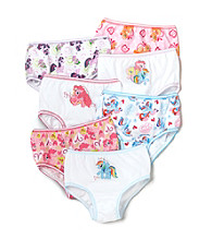 My Little Pony Girls' 2T-4T My Little Pony Panties 7-pk.