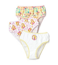 Disney Princess® Girls' 4-8 Tangled Panties 3-pk.