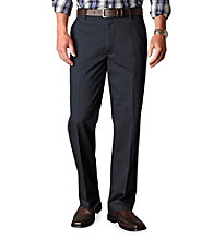Dockers® Men's Straight Fit Flat-Front Never Iron Pants