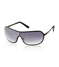 Paradise Collection® Men's Metal Shield Spring Hinged Sunglasses