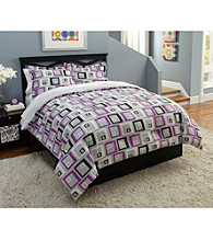 Addison 4-pc. Comforter Set by LivingQuarters