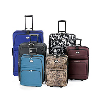 "24"" Upright Luggage Collection"