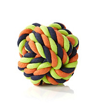 John Bartlett Pet Rope Ball for Dogs