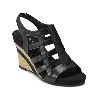"Aerosoles® ""Plush Or Minus"" Wedge Sandals"