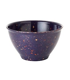 Rachael Ray® Purple Melamine Garbage Bowl with Rubber Foot
