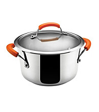 Rachael Ray® Stainless Steel II 4-qt. Covered Sauce Pot