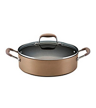Anolon® Advanced Bronze 5-Quart Covered Sauteuse