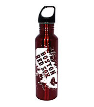 TNT Media Group Boston Red Sox Water Bottle