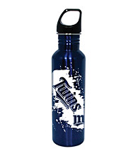 TNT Media Group Minnesota Twins Water Bottle