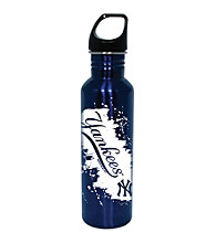 TNT Media Group New York Yankees Water Bottle