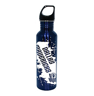 TNT Media Group Dallas Mavericks Water Bottle