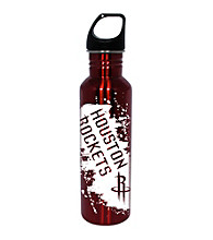 TNT Media Group Houston Rockets Water Bottle