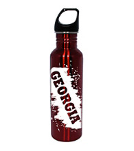TNT Media Group Georgia Bulldogs Water Bottle