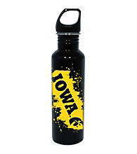 TNT Media Group Iowa Hawkeyes Water Bottle