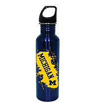 TNT Media Group Michigan Wolverines Water Bottle