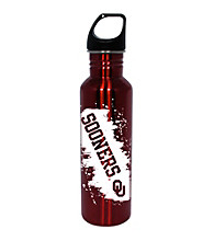 TNT Media Group Oklahoma Sooners Water Bottle