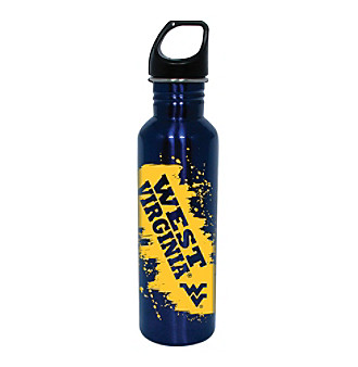 West Virginia University TNT Media Group Water Bottle