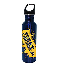 TNT Media Group West Virginia Mountaineers Water Bottle