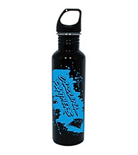TNT Media Group Carolina Panthers Water Bottle