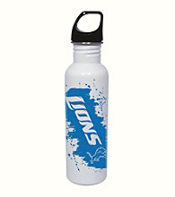 TNT Media Group Detroit Lions Water Bottle