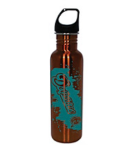 TNT Media Group Miami Dolphins Water Bottle