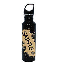 TNT Media Group New Orleans Saints Water Bottle