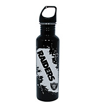 TNT Media Group Oakland Raiders Water Bottle