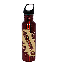 TNT Media Group San Francisco 49ers Water Bottle