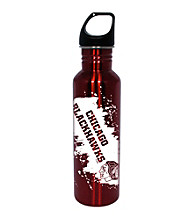 TNT Media Group Chicago Blackhawks Water Bottle