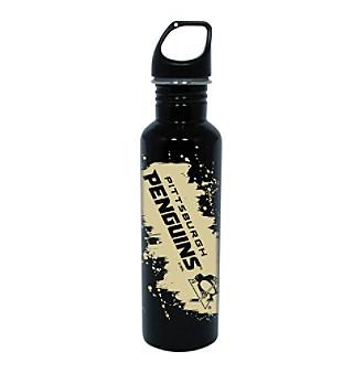 TNT Media Group Pittsburgh Penguins Water Bottle